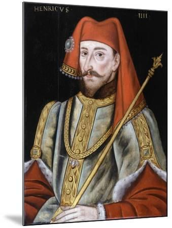 King Henry IV of England, End of 16th C--Mounted Giclee Print