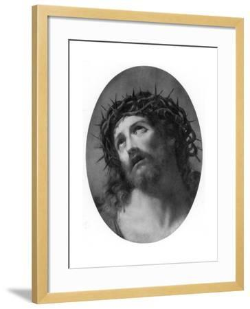 Christ Crowned with Thorns-Guido Reni-Framed Giclee Print
