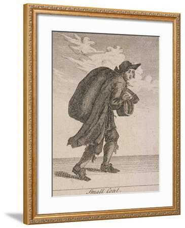Small Coal, Cries of London-Marcellus Laroon-Framed Giclee Print