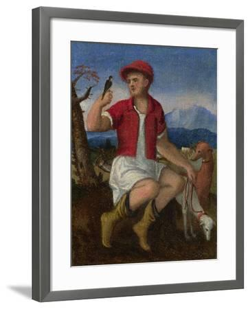 The Labours of the Months: November, C. 1580--Framed Giclee Print