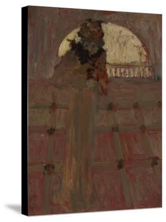 Misia at the Opera, C. 1900-?douard Vuillard-Stretched Canvas Print