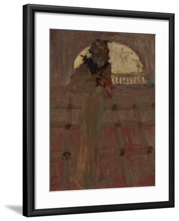 Misia at the Opera, C. 1900-?douard Vuillard-Framed Giclee Print