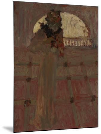 Misia at the Opera, C. 1900-?douard Vuillard-Mounted Giclee Print