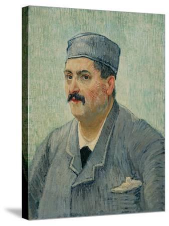 Portrait of Etienne-Lucien Martin, 1887-Vincent van Gogh-Stretched Canvas Print