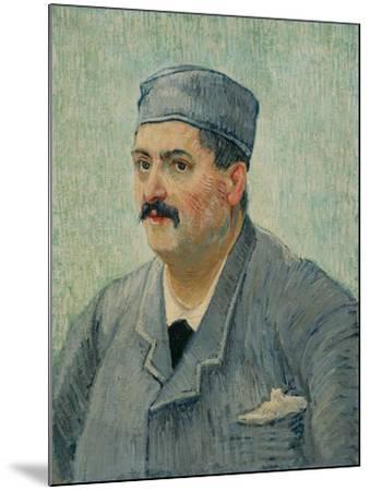 Portrait of Etienne-Lucien Martin, 1887-Vincent van Gogh-Mounted Giclee Print