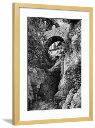 At St Gingolph, Savoie, 1900-Clifford Harrison-Framed Giclee Print