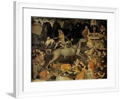 The Triumph of Death, Ca 1445-1447--Framed Giclee Print