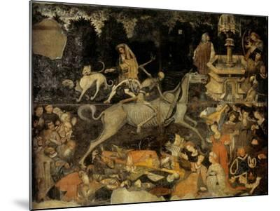 The Triumph of Death, Ca 1445-1447--Mounted Giclee Print