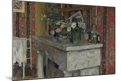 The Mantelpiece (La Cheminé), 1905-?douard Vuillard-Mounted Giclee Print