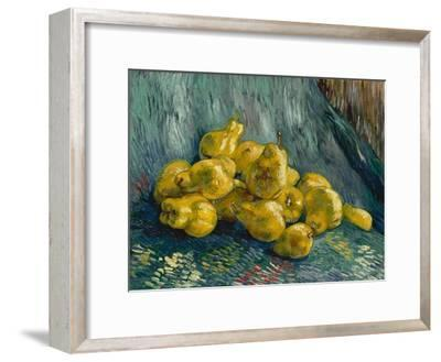 Still Life with Quinces, 1887-1888-Vincent van Gogh-Framed Giclee Print