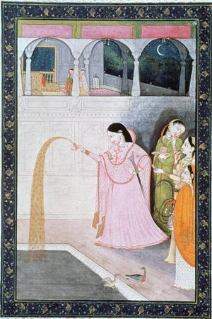 Gold Rain, C1750-1800--Stretched Canvas Print