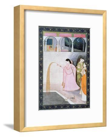 Gold Rain, C1750-1800--Framed Giclee Print