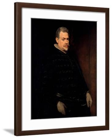 Don Juan Mateos, Ca 1631-Diego Velazquez-Framed Giclee Print