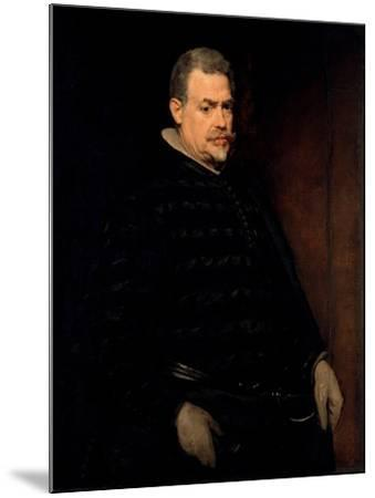 Don Juan Mateos, Ca 1631-Diego Velazquez-Mounted Giclee Print