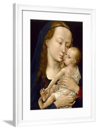 Virgin and Child, after 1454-Rogier van der Weyden-Framed Giclee Print