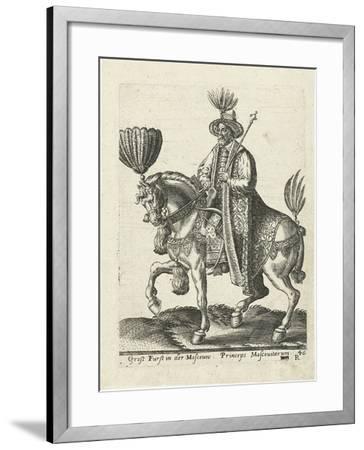 Grand Duke of Muscovy, 1577-Abraham de Bruyn-Framed Giclee Print