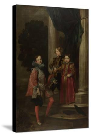 The Balbi Children, C. 1626-Sir Anthony Van Dyck-Stretched Canvas Print