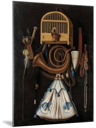 Hunting Gear, 1661- Leemans-Mounted Giclee Print
