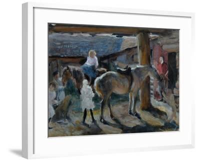 Domotkanovo, 1903-Nina Yakovlevna Simonovich-Yefimova-Framed Giclee Print