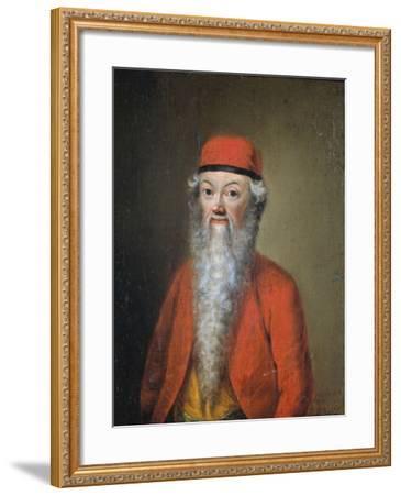 Self-Portrait, 1789-Jean-?tienne Liotard-Framed Giclee Print