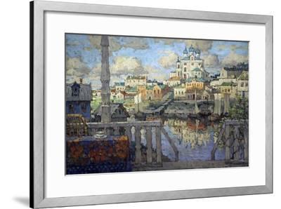 Pskov, 1915-Konstantin Ivanovich Gorbatov-Framed Giclee Print