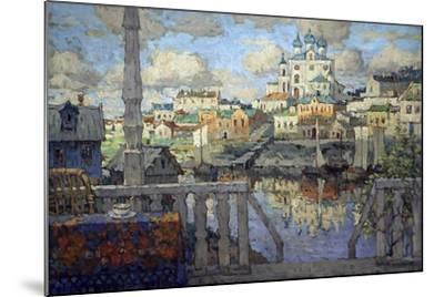 Pskov, 1915-Konstantin Ivanovich Gorbatov-Mounted Giclee Print