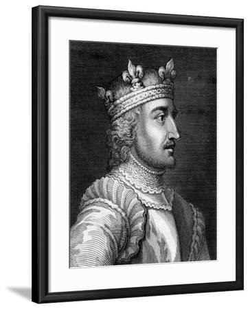 Stephen of England- Neagle-Framed Giclee Print