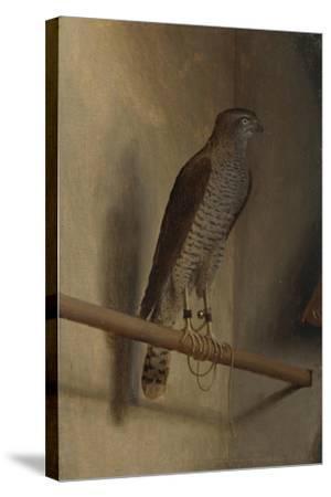 A Sparrowhawk, 1510S-Jacopo De' Barbari-Stretched Canvas Print