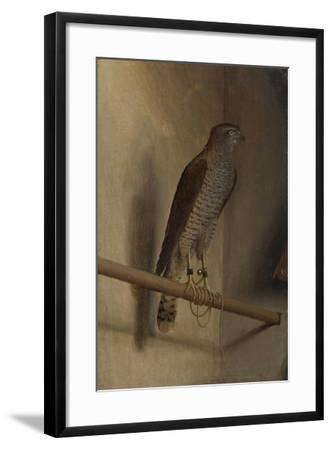 A Sparrowhawk, 1510S-Jacopo De' Barbari-Framed Giclee Print