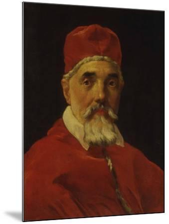 Portrait of Pope Urban VIII-Gianlorenzo Bernini-Mounted Giclee Print