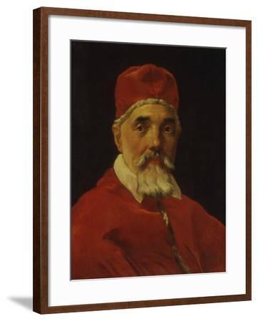 Portrait of Pope Urban VIII-Gianlorenzo Bernini-Framed Giclee Print