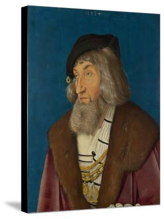 Portrait of a Man, 1514-Hans Baldung-Stretched Canvas Print