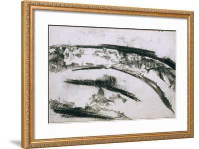 Shell, 1904-Mikhail Alexandrovich Vrubel-Framed Giclee Print