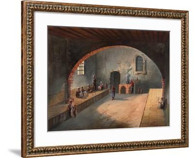 The Algerian Café-Eduardo Flores Ibáñez-Framed Giclee Print