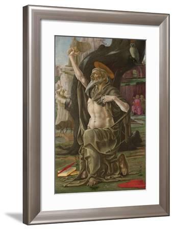 Saint Jerome, Ca 1470-Cosimo Tura-Framed Giclee Print