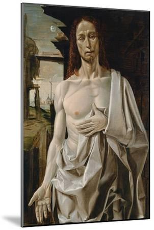The Risen Christ- Bramantino-Mounted Giclee Print