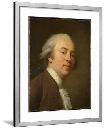 Self-Portrait, 1782-Johann Friedrich August Tischbein-Framed Giclee Print