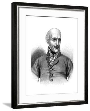 Archduke John of Austria (1782-185)--Framed Giclee Print