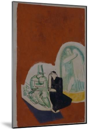Idyll, 1920S-Varvara Bubnova-Mounted Giclee Print