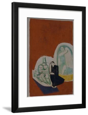 Idyll, 1920S-Varvara Bubnova-Framed Giclee Print