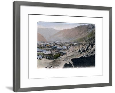 Tocopilla, Chile, C1900s--Framed Giclee Print