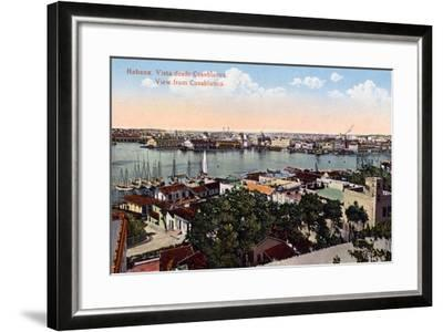 Havana, Cuba, Early 20th Century--Framed Giclee Print