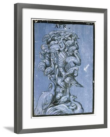 Air, C1600--Framed Giclee Print