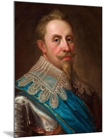 Gustavus Adolphus of Sweden-Lorenz II Pasch-Mounted Giclee Print