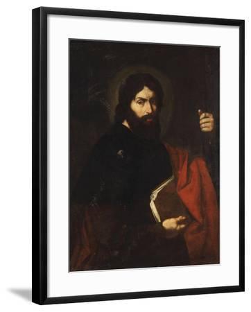Apostle Saint James the Great-Jos? de Ribera-Framed Giclee Print