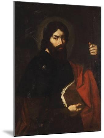 Apostle Saint James the Great-Jos? de Ribera-Mounted Giclee Print