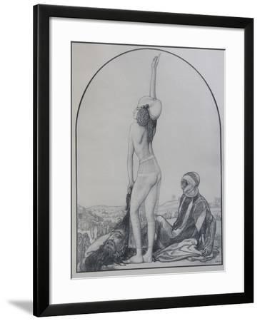 Judith of Bethulia-L?on Bakst-Framed Giclee Print