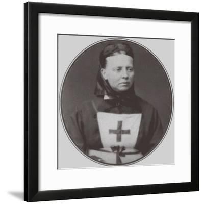 Grand Duchess Alexandra Petrovna of Russia--Framed Giclee Print