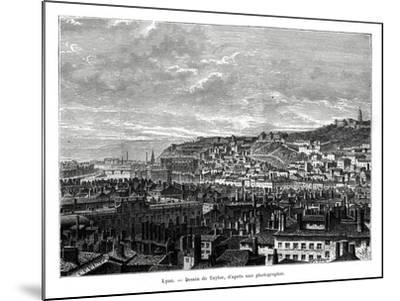 Lyon, France, 19th Century-Taylor-Mounted Giclee Print