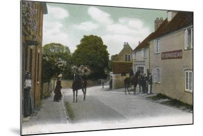 Droxford, Hampshire, 1905--Mounted Giclee Print